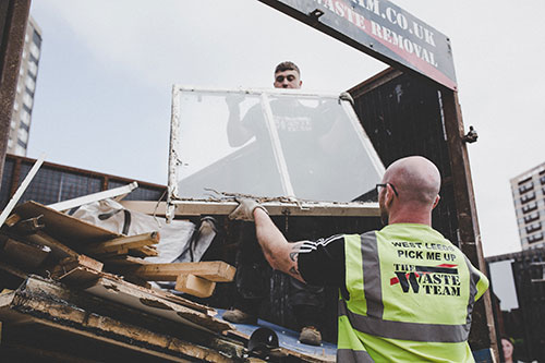 building-waste-removal